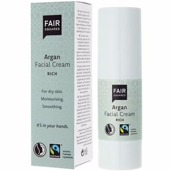 Facial Cream - Rich Argan - 30ml Fair Squared