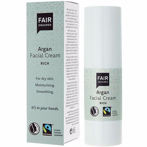 Facial Cream - Rich Argan - 30ml Fair Squared