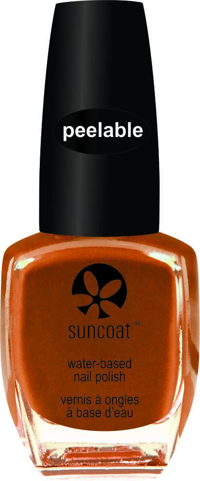 Suncoat water based natural Nail Polish Copacabana