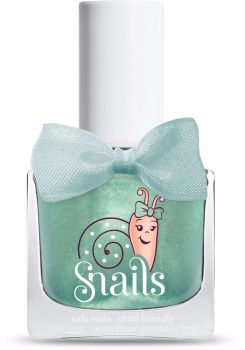 Magic Crystal - Green  Nails Washable Polish