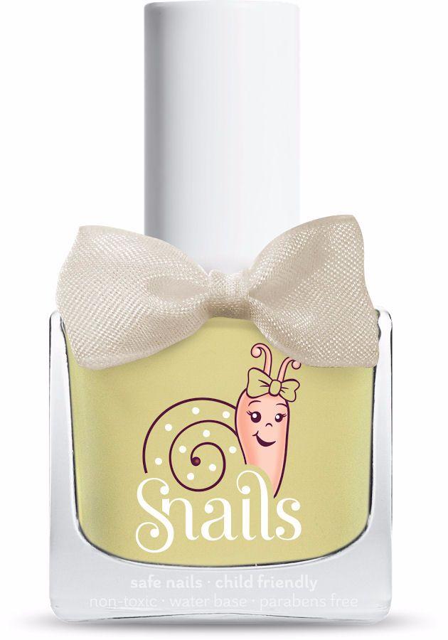 <!-- 005 -->Crème &#8203;Brûlée -  Snails Washable Polish - *NEW COLOUR*