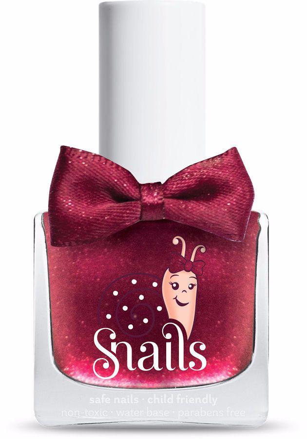 <!-- 014 -->RED VELVET -  Snails  Nails Polish *NEW*