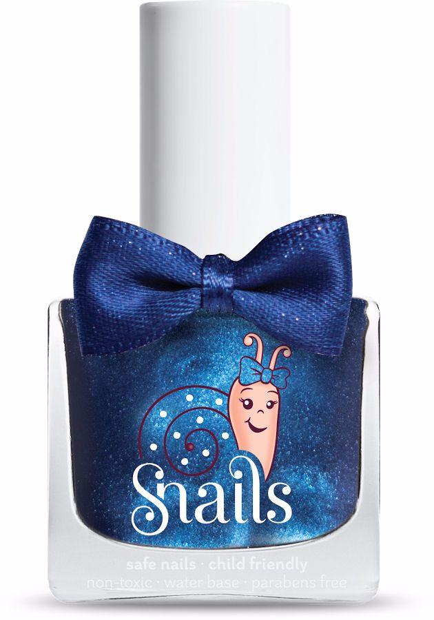 <!-- 005 -->Dory  - BLUE Snails  Nails Polish *NEW*