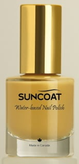 Suncoat water based natural Nail Gold