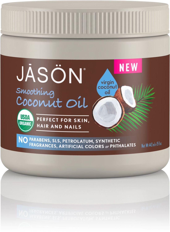 Coconut Oil for skin , nails & hair - Jasons