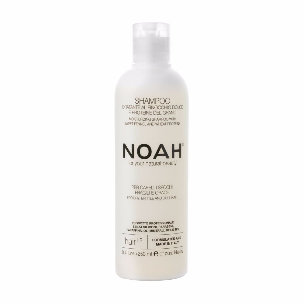 Shampoo for dry, brittle & dull Hair with fennel - Noah
