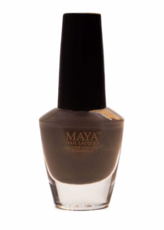 Maya Breathable Nail Polish - Cocoa Bean