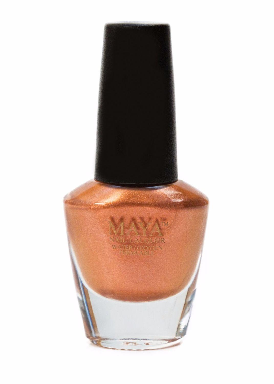 Maya Breathable Nail Polish - Pretty Penny