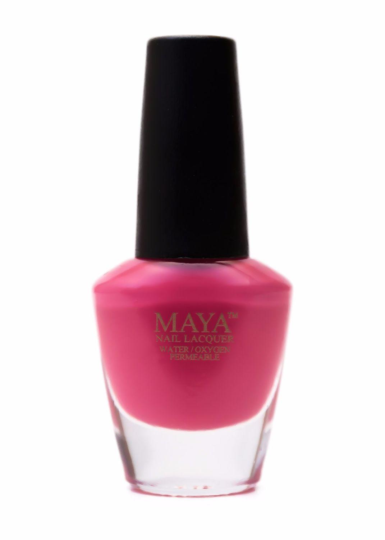 Maya Breathable Nail Polish - Pepto Pink