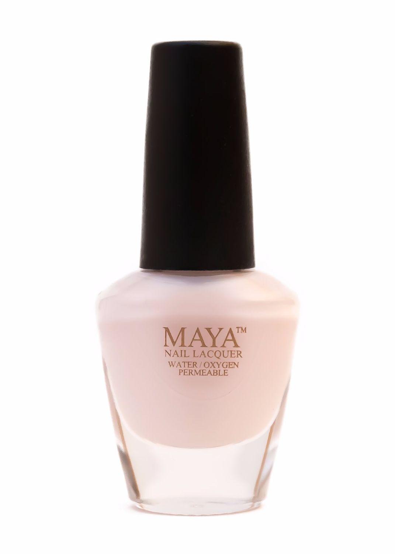 Maya Breathable Nail Polish - Seashell