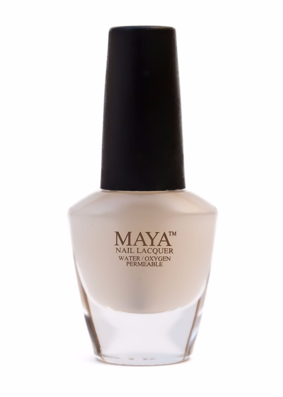 Maya Breathable Nail Polish - Top Coat Matte