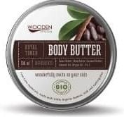 Body Butter with COCOA - Wooden Spoon