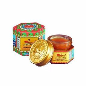 Tiger Balm - Muscle Soothing Balm - Red 10g