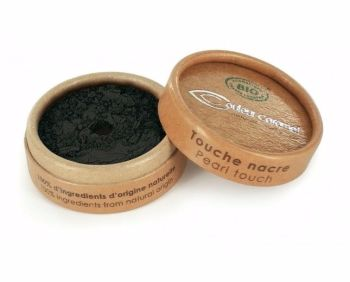 Pearl Touch shimmer for eyes, cheeks, body - Deep Black (12)