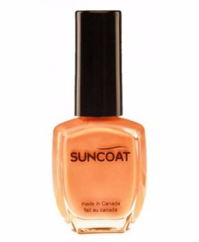 Suncoat water based natural Nail Apricot