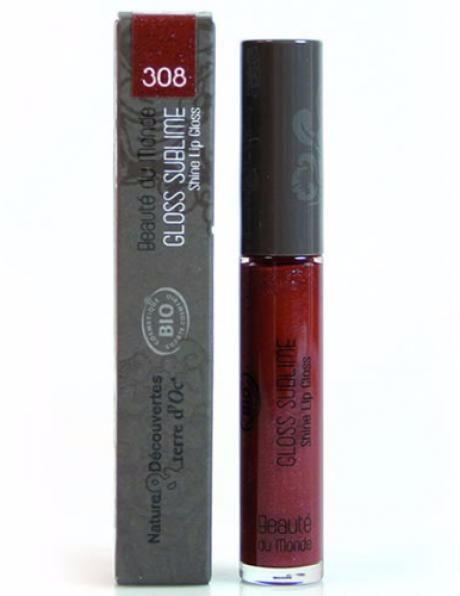 <!--116-->Lip Gloss - Cocoa - Terre d'Oc (308)