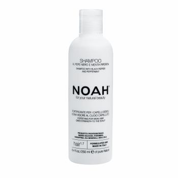 Shampoo for weak hair with Peppermint - Noah