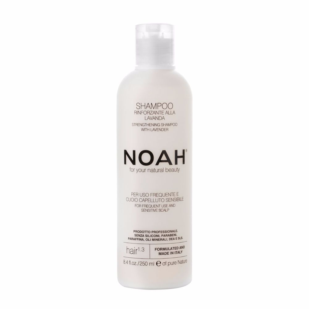 Shampoo for Strengthening hair with Lavender - Noah