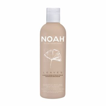 Shampoo nourishing with Ginko Biloba leaves - Noah