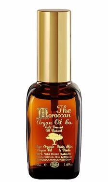 Argan Oil - Moroccan cold pressed & organic