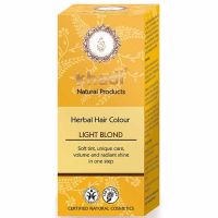 Herbal Hair Colour LIGHT BLOND - 100g - Khadi
