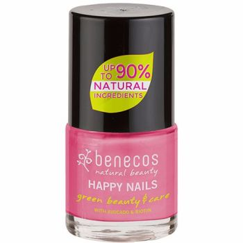 Nail Polish - Benecos Happy Nails - PINK FOREVER