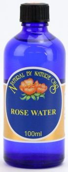 Rose Water - Natural by Nature 100ml