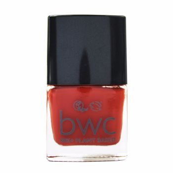 Nail Polish Hot Salsa  - ORANGE
