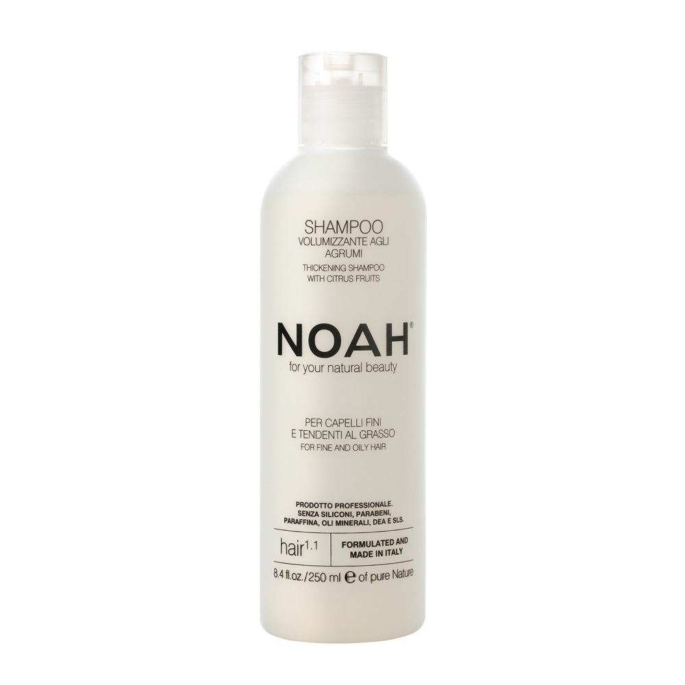 Shampoo Volumising with Citrus Fruits - Noah