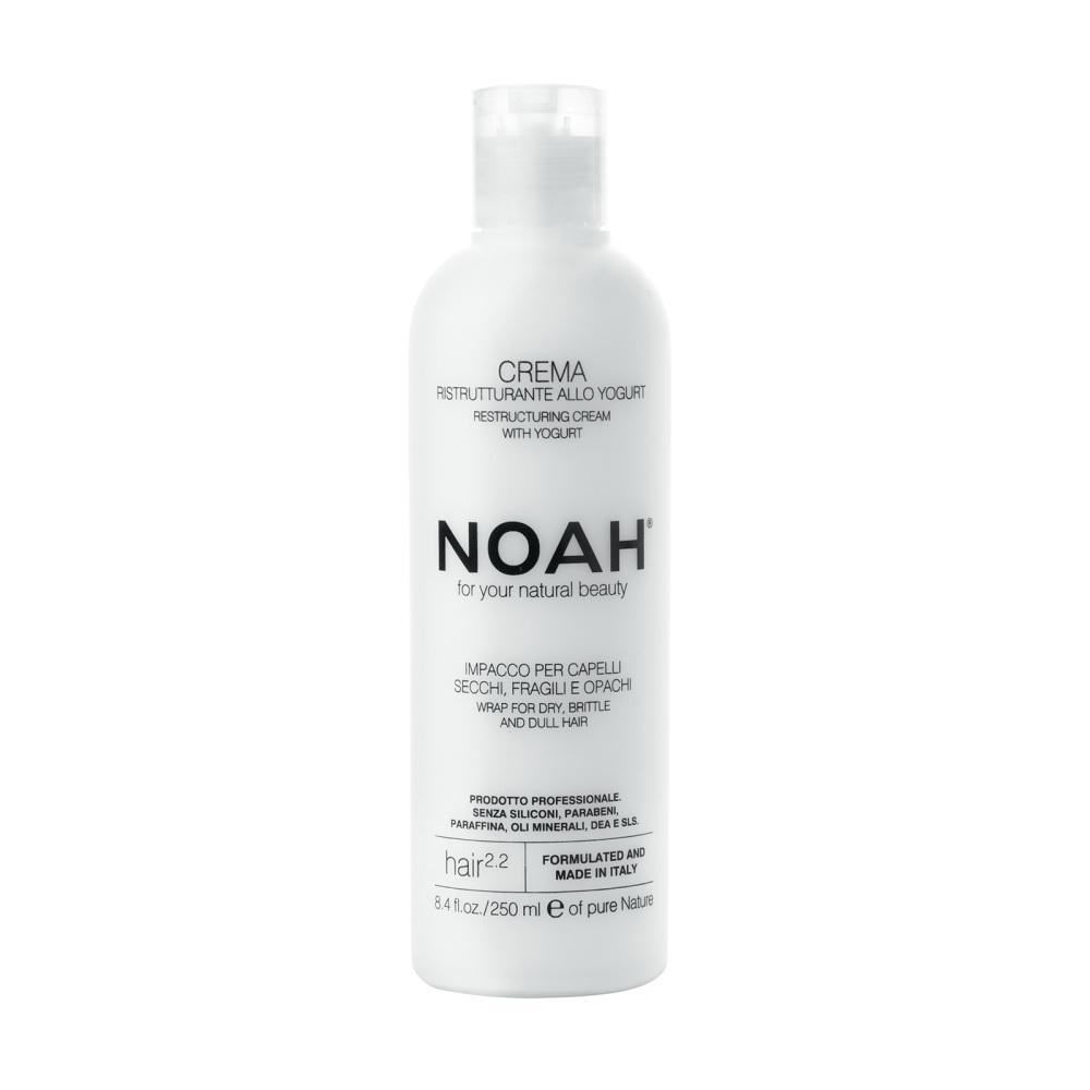 Conditioner - Restructuring Cream with Yogurt - Noah