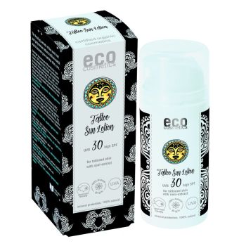 Eco Sun Lotion SPF30- Tattoo care