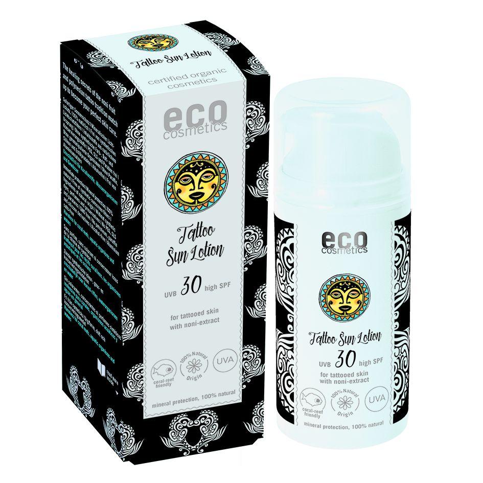 Eco Sun Lotion SPF30- Tattoo care