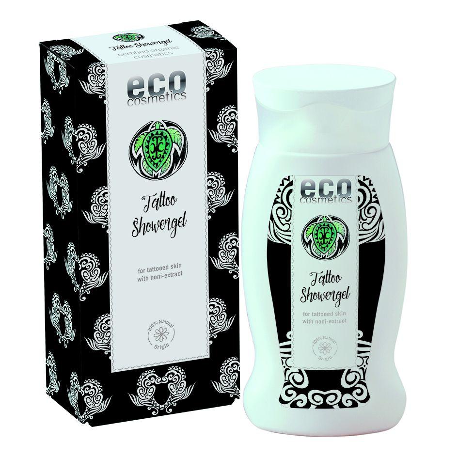 Eco Shower Gel - Tattoo care
