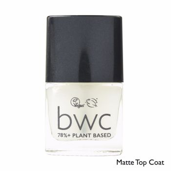 Top Coat Matte- Kind plant based - BWC