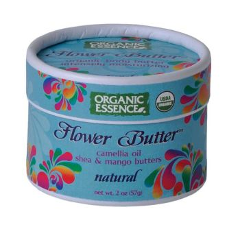 Flower Butter Organic  - natural  with mango