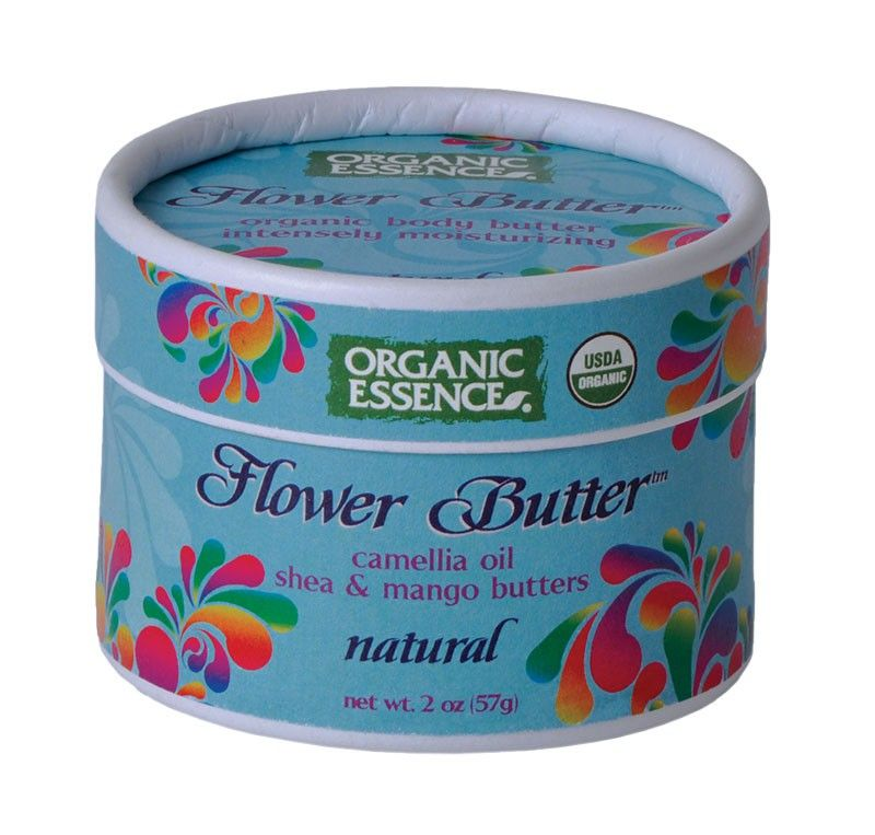 Flower Butter Organic & - natural  with mango