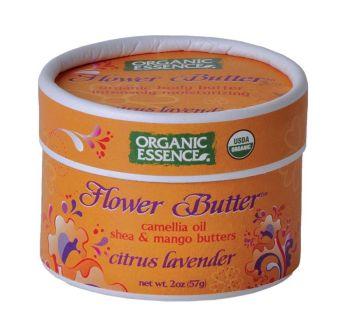 Flower Butter Organic  - Citrus Lavender