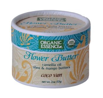 Flower Butter Organic  - Coconut & Vanilla