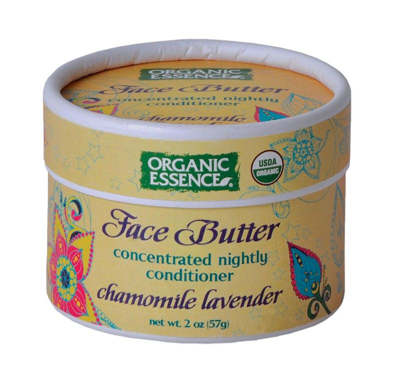 Flower Butter Night Face Cream - Chamomile