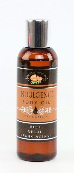 Body Oil Indulgence with Rose 100ml