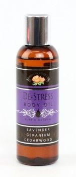 Body Oil De Stress with Lavender 100ml