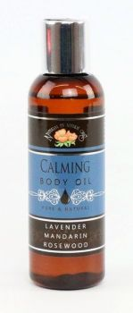 Body Oil Calming with Lavender & Mandarin 100ml