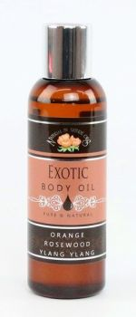 Body Oil Exotic with Orange & Ylang Ylang 100ml