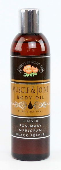 Body Oil Muscle & Joint with Ginger 100ml