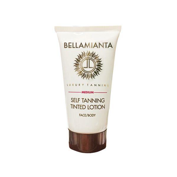 Tanning Lotion Medium 50ml - Bellamianta