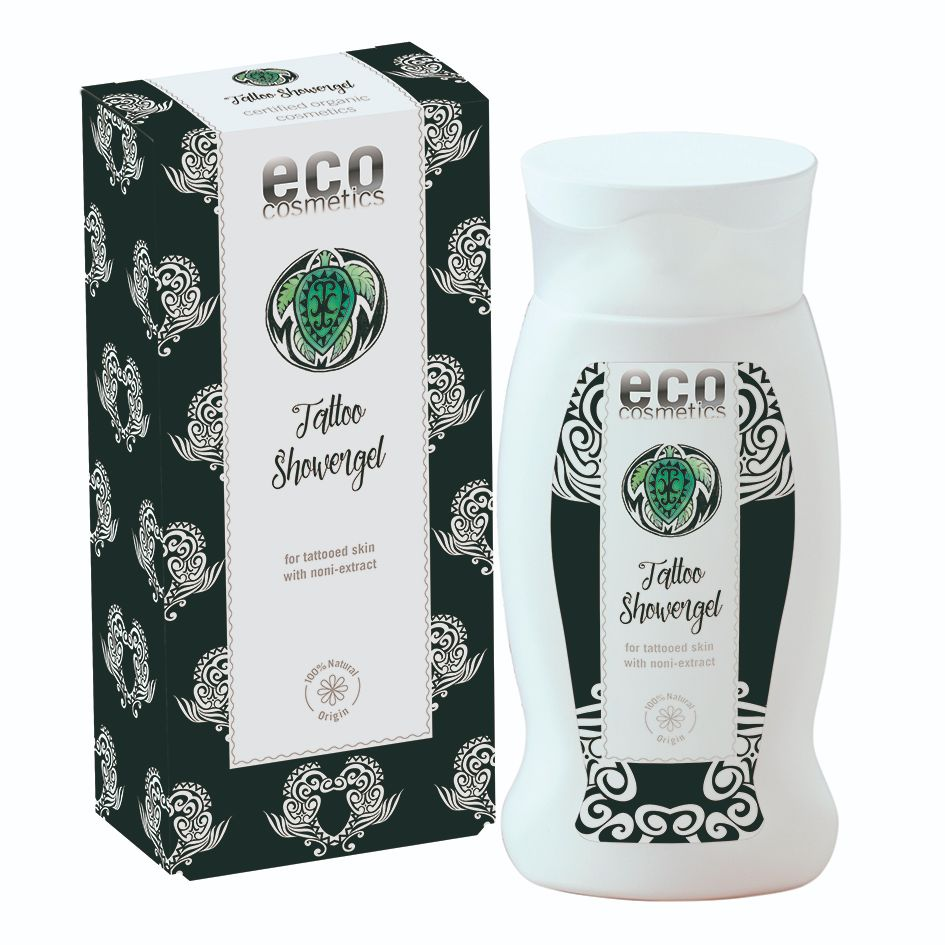 Eco especially designed for tattoo care