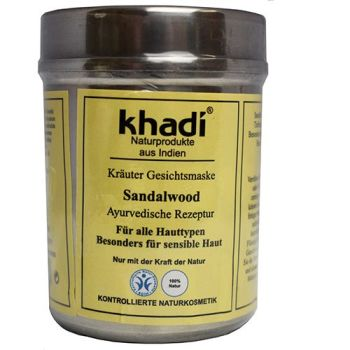 Face Mask with Sandalwood - Sensitive  skin
