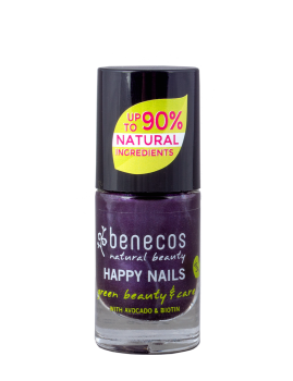 Nail Polish - Benecos Happy Nails - GALAXY