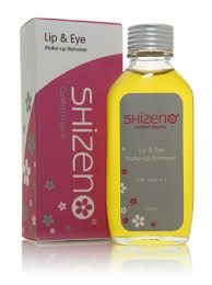 Shizen organic Lip & Eye make up remover