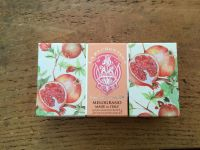 Handmade luxury Italian Soap - Shea butter with Pomegranate